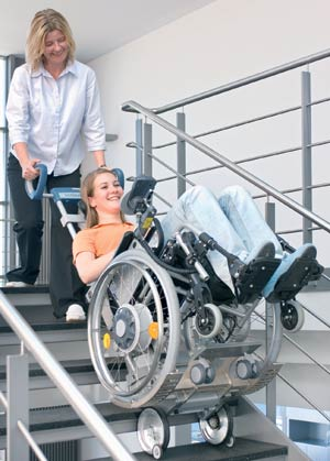 Wheelchair Stairclimber