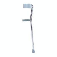 Drive Medical Adult Steel Forearm Crutch