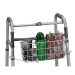 Wire Folding Walker Basket