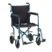 Drive Medical Deluxe Lightweight Transport Wheelchair