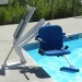 Aqua Creek Ranger Pool Lift with Anchor